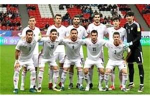 صعود ۷ پلهای ایران در ردهبندی پایان دور اول  جام جهانی