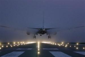بازگشت پرواز رشت-تهران هواپیمایی آسمان به دلیل شرایط نامناسب جوی