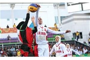 تیم ملی بسکتبال سه نفره دختران ایران به مصاف استرالیا میرود