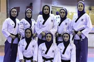 اعلام ترکیب تیم ملی پومسه زنان