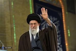 جمعی از مسئولان و کارگزاران نظام با رهبر انقلاب دیدار میکنند