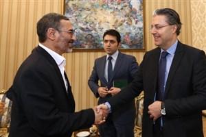 مجلس از توسعه همکاری های  ایران و ترکیه حمایت می کند