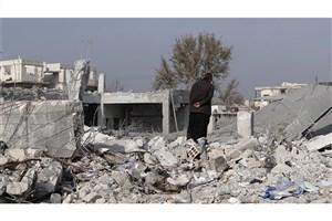 باز هم غیرنظامیان قربانی بمباران صوری ضد داعش شدند