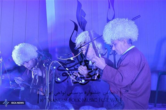 روز اول جشنواره موسیقی نواحی - کرمان
