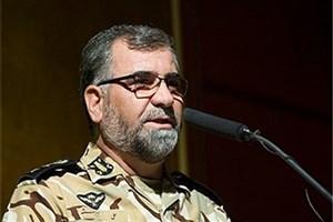 تحرکات دشمن در منطقه برای مقابله با ایران است