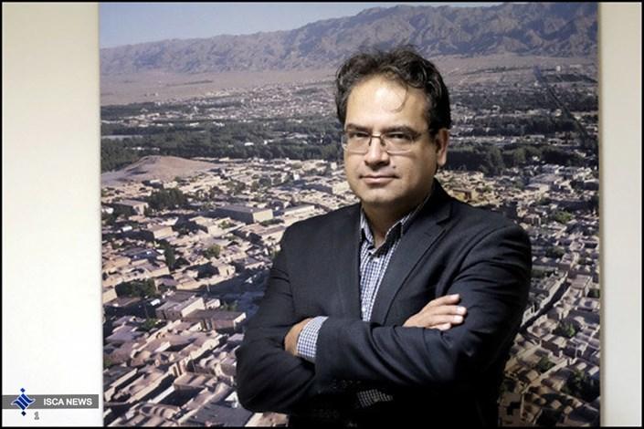 محمدسعید ایزدی معاون معماری و شهرسازی وزارت راه و شهرسازی