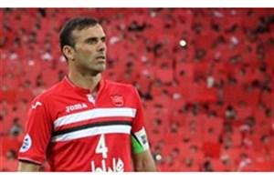 حسینی: با تیمی حرفهای بازی داشتیم/ با یک بازی خوب صعود کردیم