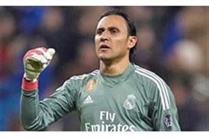 ناواس بهترین بازیکن هفته لیگ قهرمانان اروپا شد