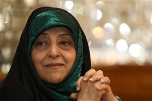 رئیس نمایشگاه کتاب تهران با معصومه ابتکار دیدار کرد