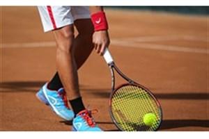 حضور دو تنیسور کشورمان در مسابقات سطح یک آسیا