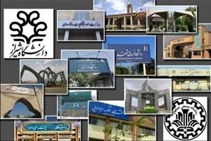 دانشگاه آزاد اسلامی دومین دانشگاه برتر ایران در نظام رتبه بندی یو اس نیوز