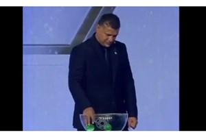 حضور علی دایی به عنوان میهمان ویژه قرعه کشی جام ملتهای آسیا