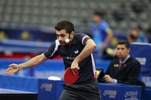 صعود ۷پلهای پینگپنگ ایران در بخش تیمی