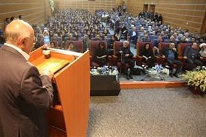پیام تسلیت دکتر رهبر در مراسم یادبود عضو هیات علمی دانشگاه علوم پزشکی آزاد اسلامی تهران