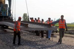 جمعه، پایان رسمی زیرسازی راهآهن رشت