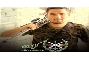 جراحت خبرنگار سوری، حین گزارش پیشروی های ارتش