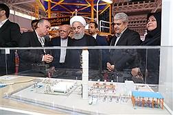 نمایشگاه بینالمللی نفت، گاز، پالایش و پتروشیمی با حضور رئیس جمهور