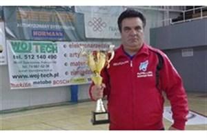 حیدرپور دبیر تیمهای ملی هندبال شد