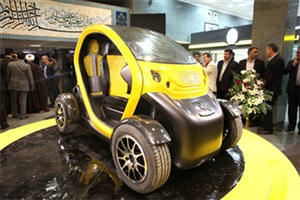 Qazvin IAU Domestic Electric Car To Enter Electric Vehicle Market