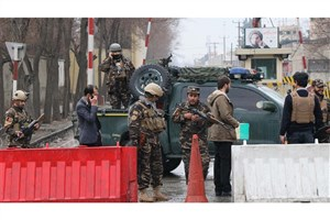 کشته شدن پنج مامور امنیتی افغانستان