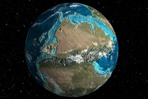 How The Earth Looked Like 600 Million Years Ago