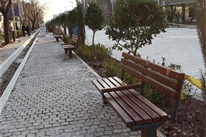 ایجاد فضاهای مکث عمومی در سه محور وحدت اسلامی، مولوی و میدان رازی
