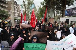 آتش زدن برجام مطالبه ایرانیها است