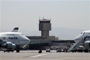 تردد ۱.۴ میلیون مسافر از فرودگاه مهرآباد