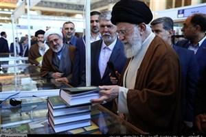 حضور رهبری در نمایشگاه کتاب تهران قوت قلبی برای اهالی فرهنگ است