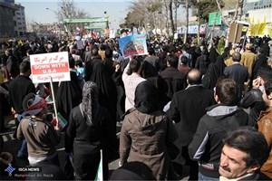 محدودیتهای ترافیکی راهپیمایی ۲۲ بهمن در تهران