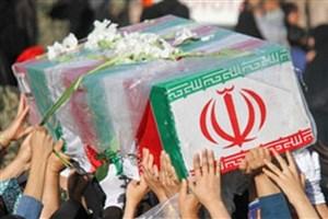 پیکر سه شهید تازه تفحص شده ارتش تشییع شد
