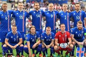 فهرست نهایی ایسلند برای جام جهانی 2018 اعلام شد