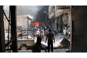 کشته شدن ده ها نفر در انفجارهای ادلب سوریه
