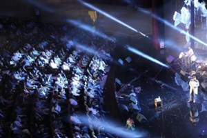 123 مجوز کنسرت در 3 ماه صادر شد