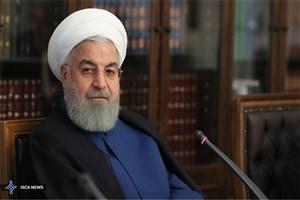 رئیس جمهور حلول ماه مبارک رمضان را به سران کشورهای اسلامی تبریک گفت