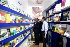 حضور پُررنگ غرفه دانشگاه آزاد اسلامی در نمایشگاه کتاب تهران/عرضه 2هزار کتاب
