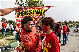 حاشیه دیدار پرسپولیس و الجزیره