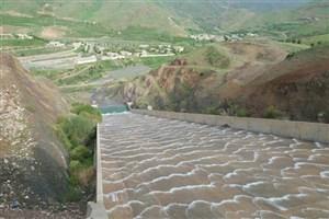 پرشدن ۹۸ درصد ظرفیت سدها در استان کرمانشاه