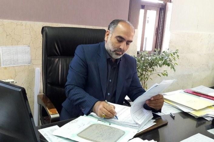 حسنابراهیمی دادستان انقلاب و عمومی دماوند