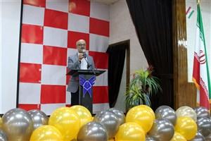 جشن فارغ التحصیلی در واحد تویسرکان برگزار شد