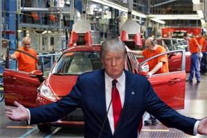 صدای ترومپت ترامپ در صنعت خودروی ایران؛ احتمال خداحافظی فرانسویها، کرهایها و ژاپنیها