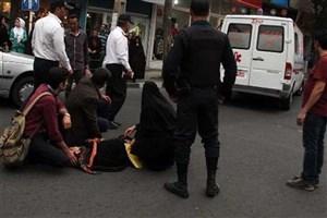 نیمی از فوت شدگان تصادف، عابر پیاده هستند