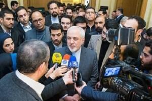 ظریف: ما دنبال خیالبافی نیستیم که اروپا رابطهاش را با آمریکا به هم بزند