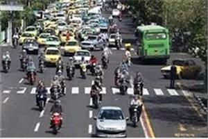 جولان موتورسیکلتهای فرسوده در تهران/عدم مدیریت حملونقل ۶۰۰۰ موتورسیکلت