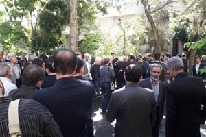 حسن سلطانی: قاسم افشار از سواد رسانه ای بالایی برخوردار بود