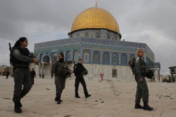 یورش به مسجد الاقصی