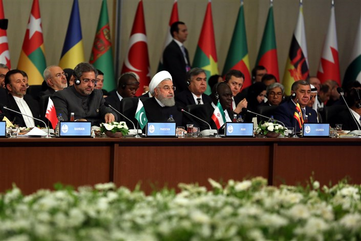 روحانی استانبول سازمان همکاری اسلامی اردیبهشت 97