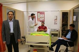 دهمین دوره آزمون صلاحیت بالینی   (OSCE) برگزار شد
