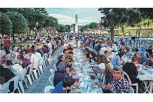 رنگ و بوی ماه مبارک رمضان در ترکیه