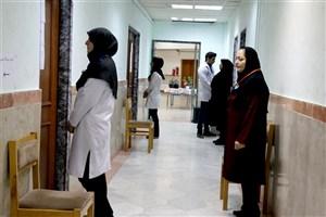 دهمین دوره آزمون صلاحیت بالینی دکتری پزشکی عمومی در واحد اردبیل برگزار شد
